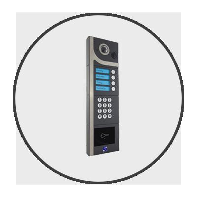 slimme deurbel intercom met video draadloos